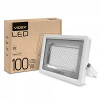 Фото LED прожектор VIDEX PREMIUM 100W 5000K 220V White