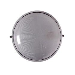 Светильник накладной влагозащитный 100 Вт e.light.1301.1.100.27.white