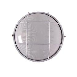 Влагозащитный светильник е27 60 Вт e.light.1303.1.60.27.white