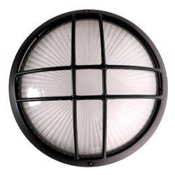 Светильник настенный 60W черный e.light.9018.1.60.27.black