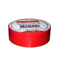 Фото Изолента 20м, красная, e.tape.stand.20.red