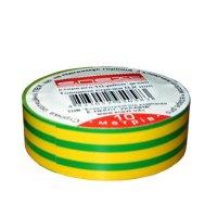 Фото Изолента 20м, желто-зелёная, e.tape.stand.20.yellow-green