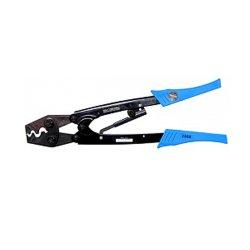 Инструмент для обжима неизолированных кабельных наконечников 5.5-25 кв.мм (точечная и гексагональная форма) e.tool.crimp.hs.22.6.25