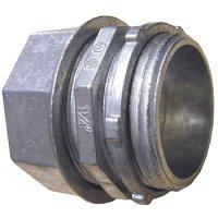Фото Ввод металлический, цанговый e.industrial.pipe.dir.collet.1