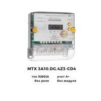 Фото Лічильник MTX 3A10.DG.4Z3-CD4