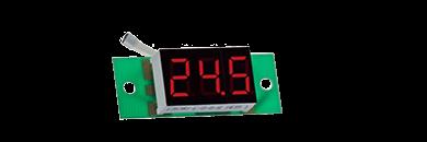 Фото Термометр электронный